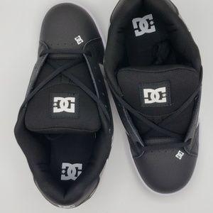 DC Shoes - DC Net SE Skate Shoes Black White